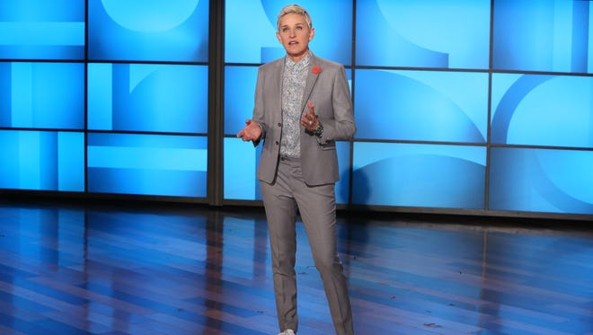 Ellen DeGeneres addressed Mississippi's new religious freedom law on The Ellen Show, calling for everyone to love and respect each other.