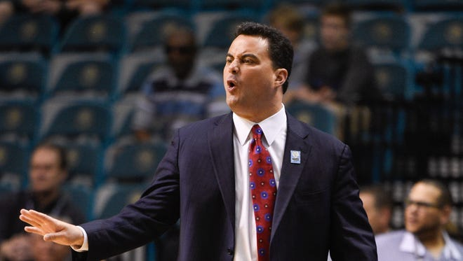 Is Sean Miller on the way out at Arizona?