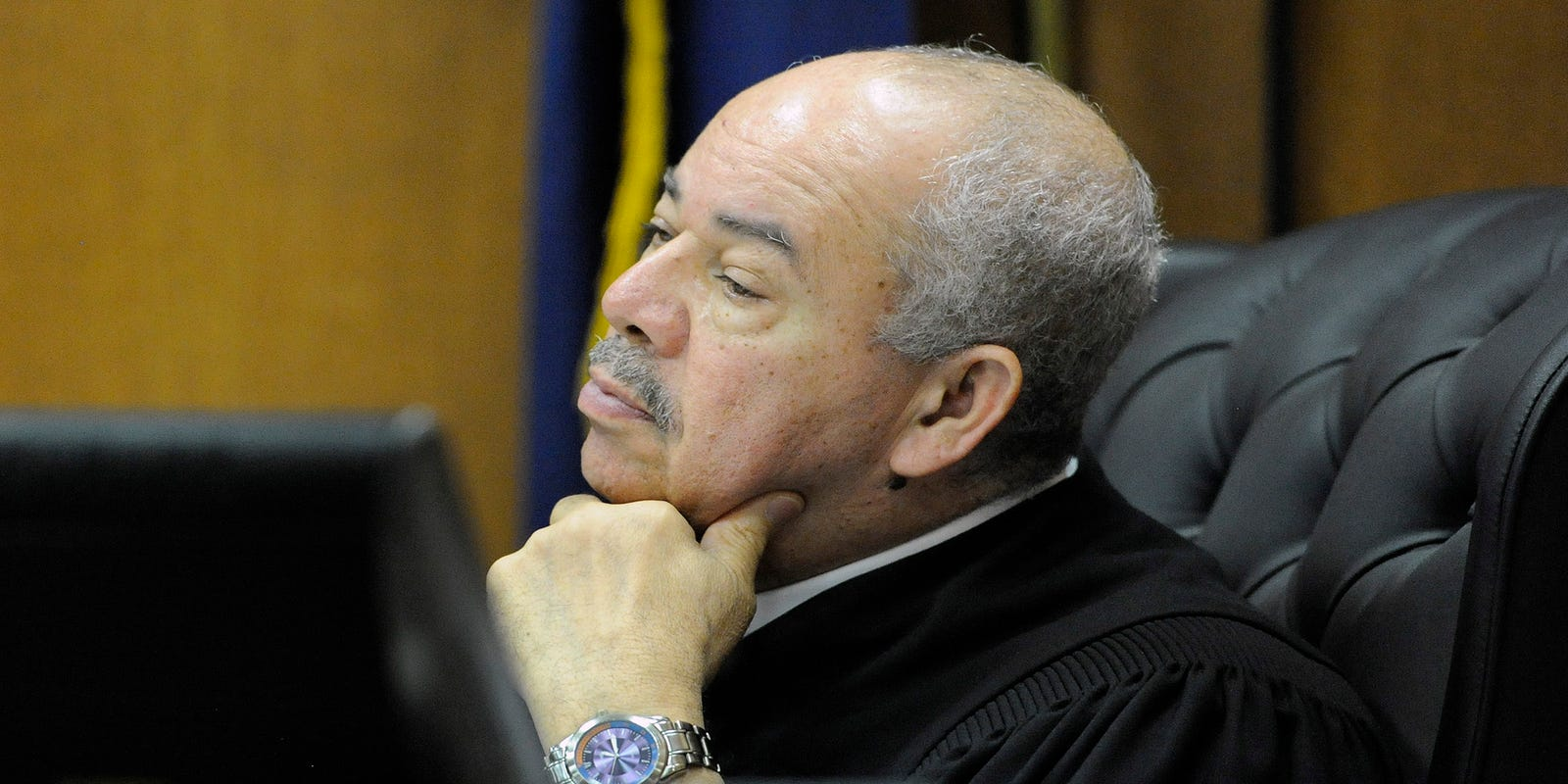 2 Wayne County judges to be honored as retirement nears