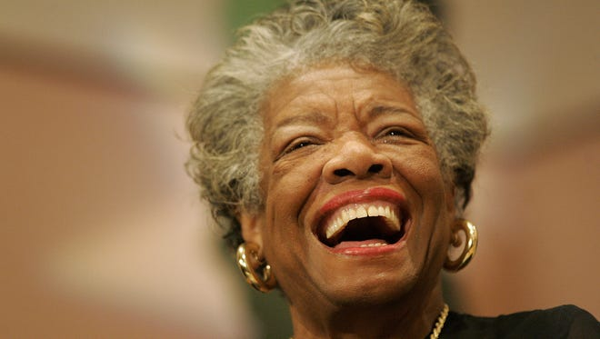 Works by poet and novelist Maya Angelou are among those that have been banned.