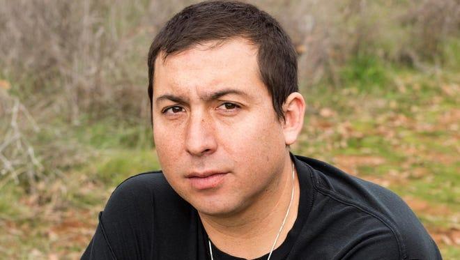 Author Tommy Orange.