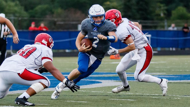 Brookfield Central senior quarterback Drew Leszczynski enters the year as one of the top signal-callers in the state.
