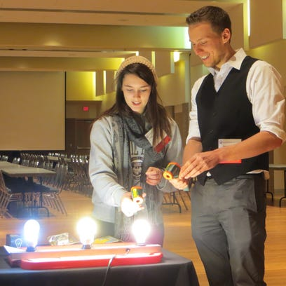 A program will be hosted at the University of Wisconsin-Stevens Point as part of the 2015 Wisconsin Science Festival on Oct. 24.