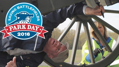 Volunteer to clean and restore Tennessee battlefields and historic landmarks on April 2.