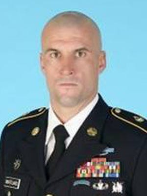 Army Sgt. 1st Class Charles Martland