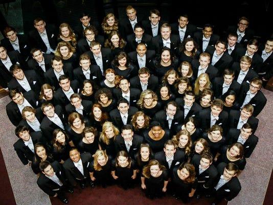 Chorale 2014-2015