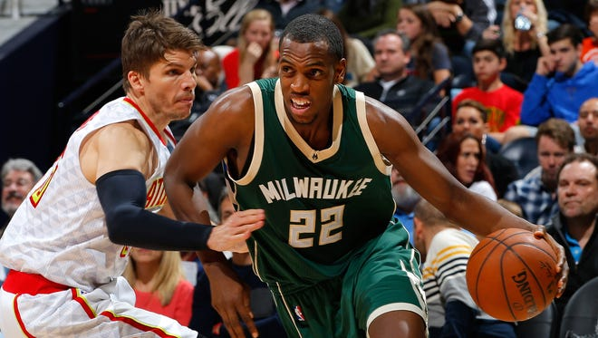 Kris Middleton is expected to be out of action for six months.