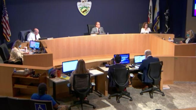 The San Bernardino County Board of Supervisors passed a resolution declaring racism to be a public health crisis on Tuesday, June 23, 2020.