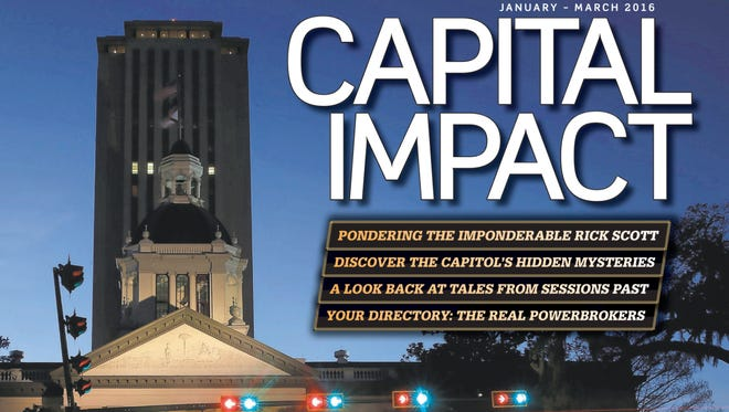 Cover of Capital Impact