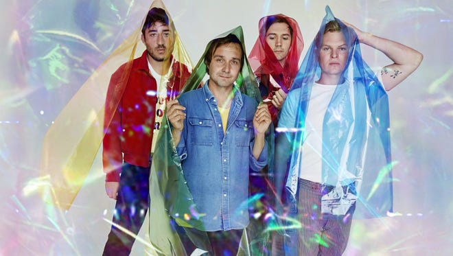 Psych-folk band Grizzly Bear.