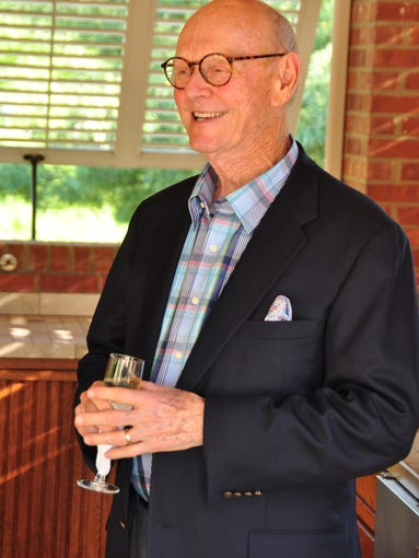 Dr. Charles W. Cox is the recipient of the 2014 Ralph Johnson Humanitarian of the Year award.