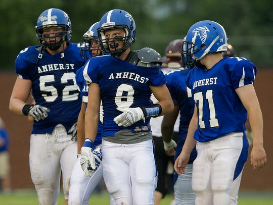 Amherst seeks its second WIAA Division 5 state championship