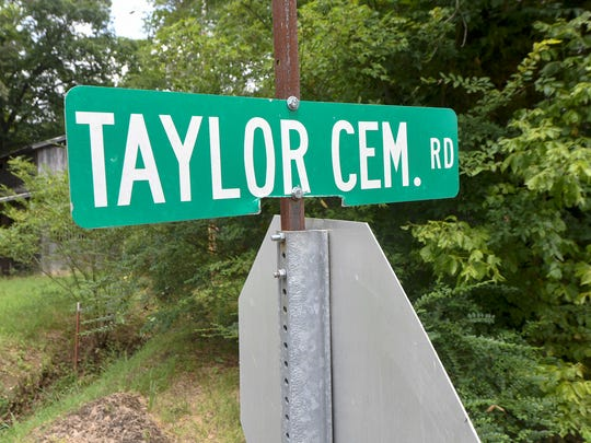 Taylor Cemetery in Haywood County is the location where the body of Elbert Williams is believed to be buried. Williams is reported to be the first NAACP member to be murdered for his part in voting rights. The case of his 1940 homicide has been reopened by Honorable Garry Brown, District Attorney for the 28th Judicial District of Tennessee.