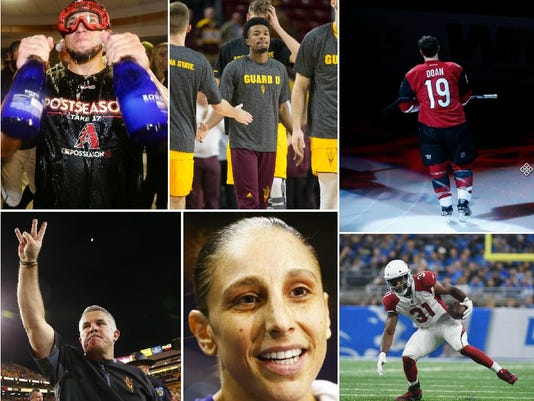 2017 Year in Sports