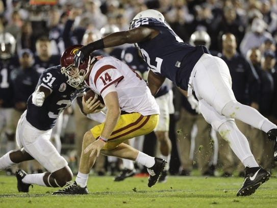 Penn State's young defense must grow up even more for