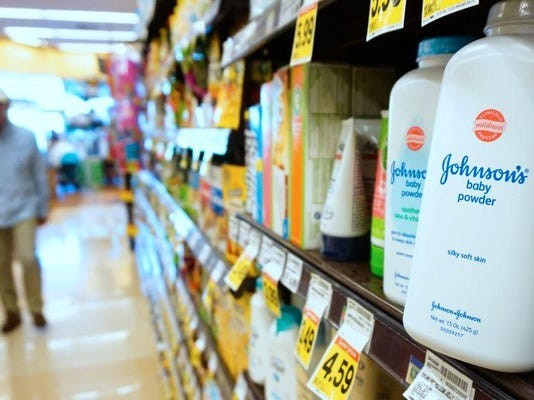 US-CANCER-PRODUCTS-HEALTH-JOHNSONJOHNSON