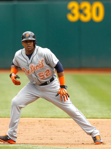 Yoenis Cespedes said he was told the A's are little