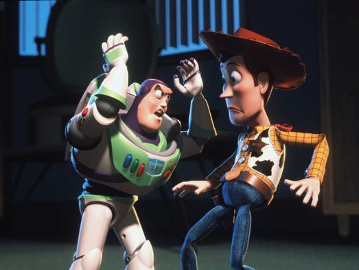 Woody Buzz And The Gang To Return In U0026#39;Toy Story 4u0026#39;