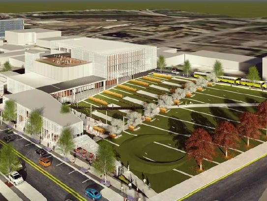 A proposed $80 million renovation would demolish the