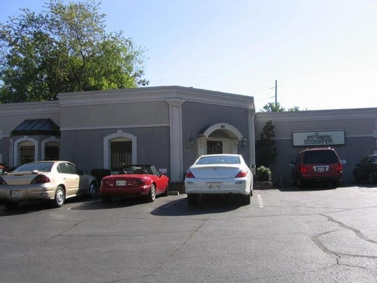The former home of Jim Owens Entertainment at 1110
