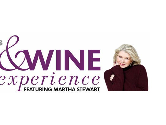 Martha Stewart will appear at the Detroit Free Press