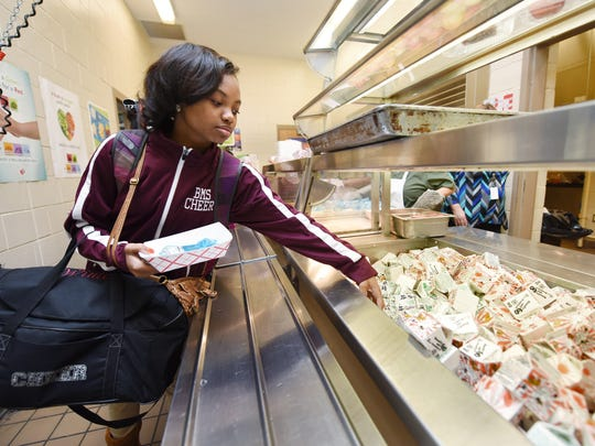 Many schools offer breakfast for students to get their day started.