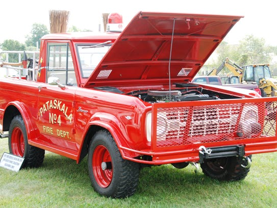 There will be a car show from 1-6 p.m. the Saturday
