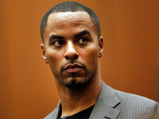 AP DARREN SHARPER-RAPE CHARGES FOOTBALL S A FBN FILE USA CA
