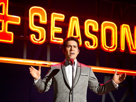 Review: 'Jersey Boys'