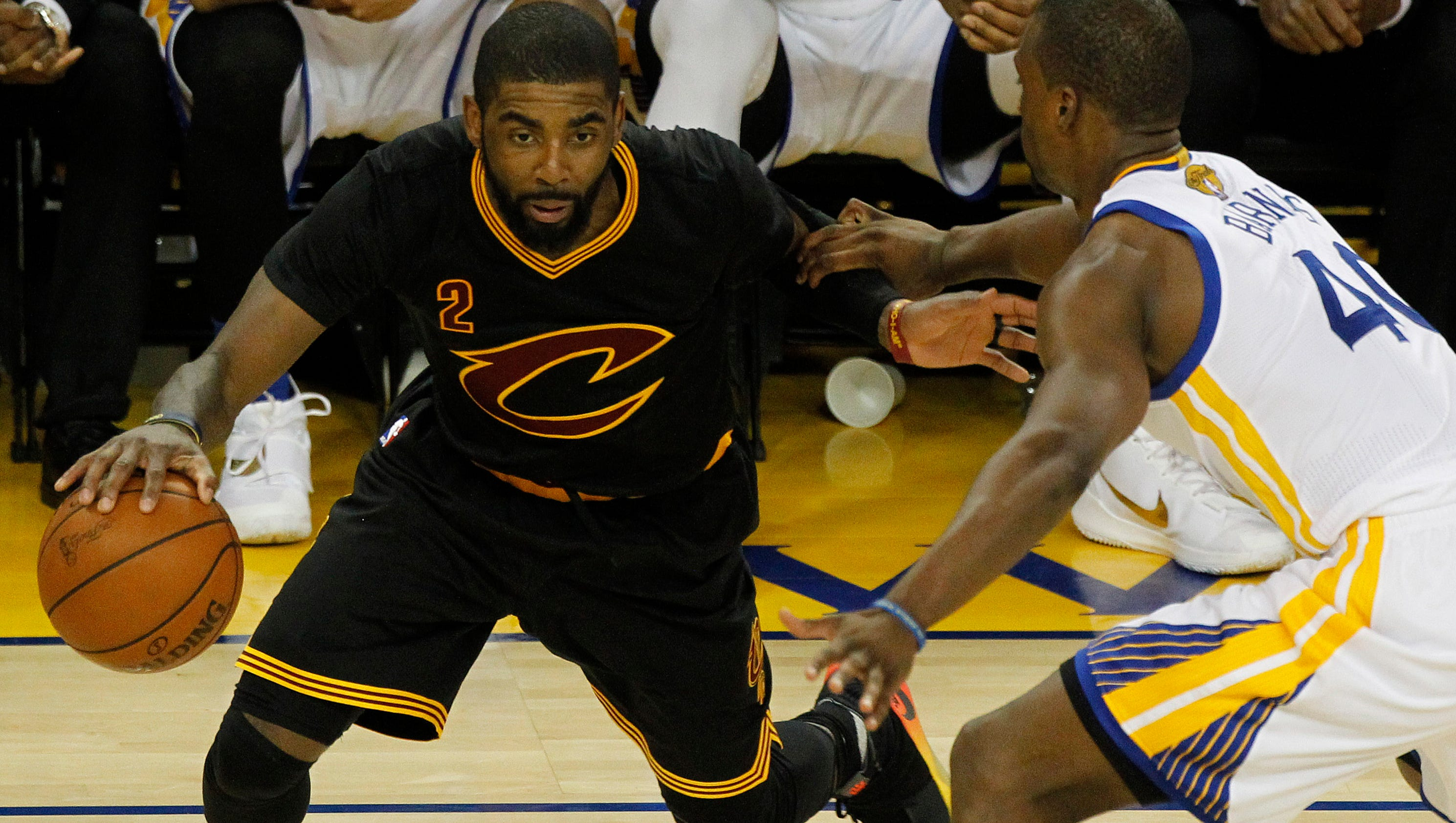 LeBron, Kyrie were outstanding as Cavs win Game 5