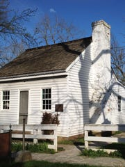 The birthplace house of President Ulysses S. Grant, where Grant was born in 1822, is a historic landmark in Point Pleasant in Clermont County.