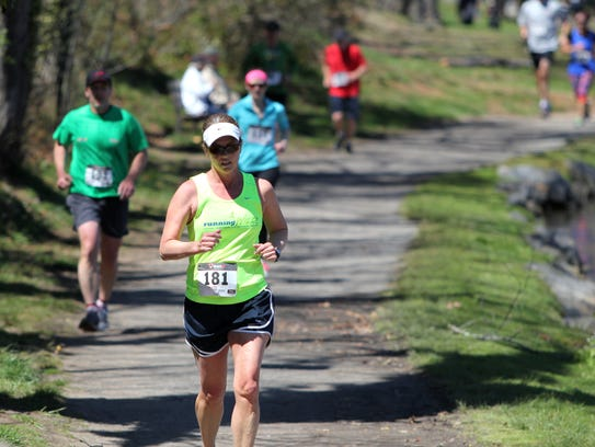 On  April 7, the Black Mountain Greenway Challenge 5K and 10K, which takes runners around the Lake Tomahawk Loop, returns to Pisgah Brewing Co. for its 11th year.