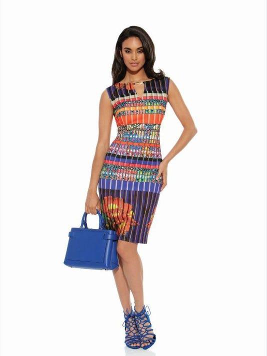 Willow Tree vertical dress