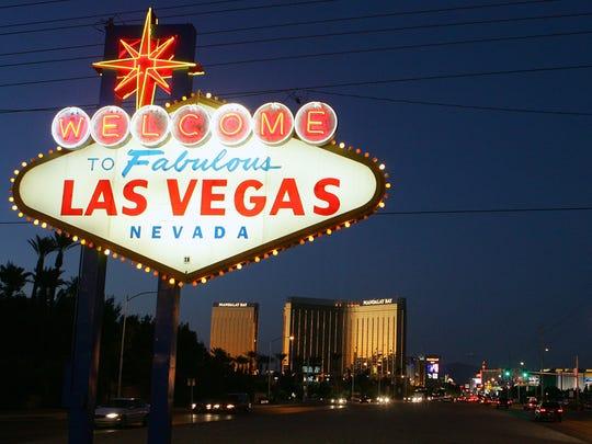 Las Vegas es un destino muy visitado por los arizonenses