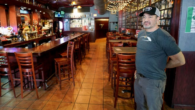 The COVID-19 pandemic has emptied restaurants across the world.