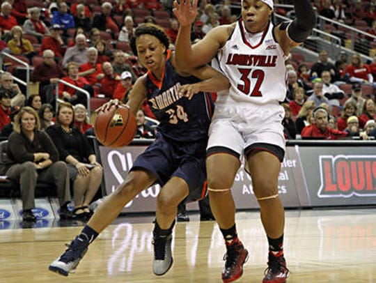 Former UT Martin player Ashia Jones will join the Memphis