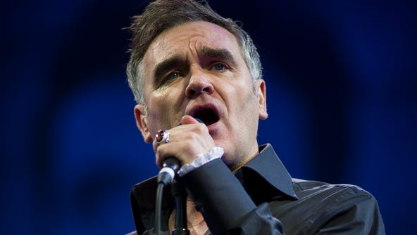 Morrissey is looking for a new publisher for his memoir.