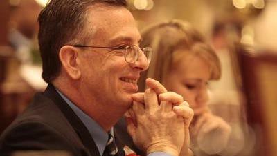 Harry Frezza was earned the lifetime achievement award from the N.J. Sports Writers Association in 2010