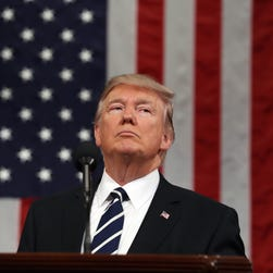 Top takeaways from President Trump's first address to Congress