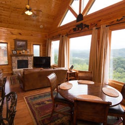 Snuggle up in a cozy cabin rental