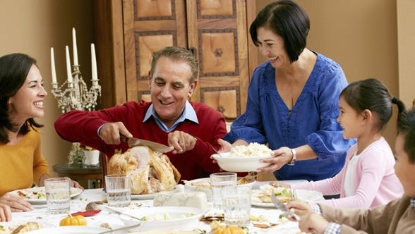 Thankgiving season