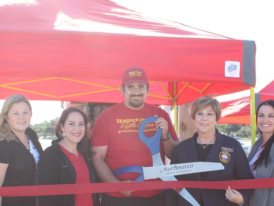 Semper Fresh Kettle Corn celebrated its expansion into