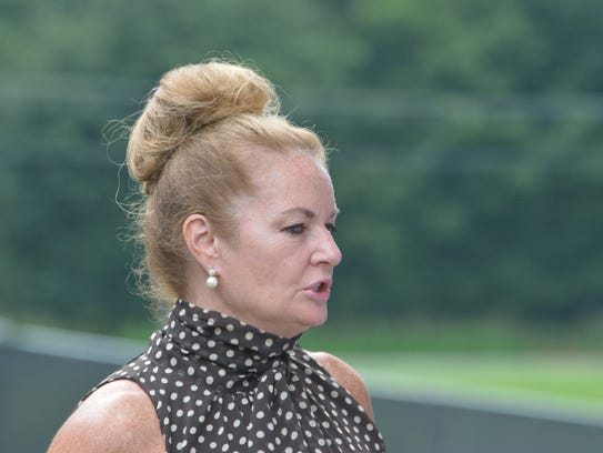 Putnam County Executive MaryEllen Odell, pictured at