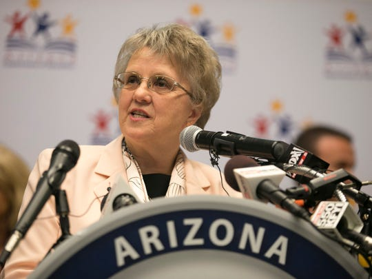 Arizona Superintendent of Public Instruction Diane