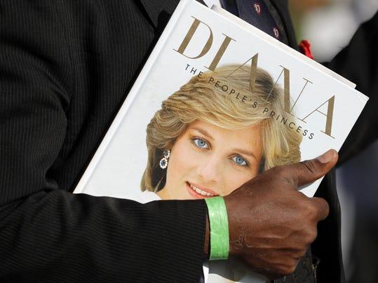 APTOPIX Britain Princess Diana