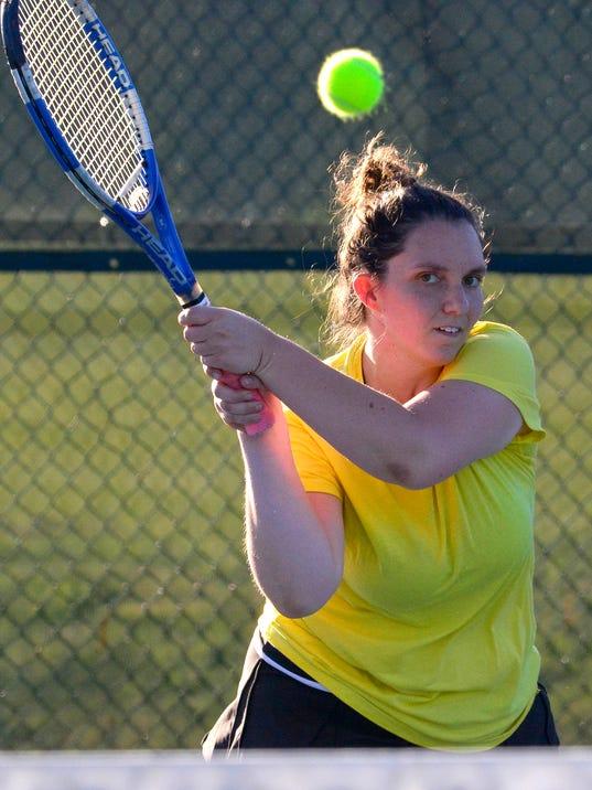 PHOTOS: York City County Tennis Tournament Womens Open Semifinals