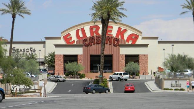 The Eureka Casino Resort is located at 275 Mesa Blvd.