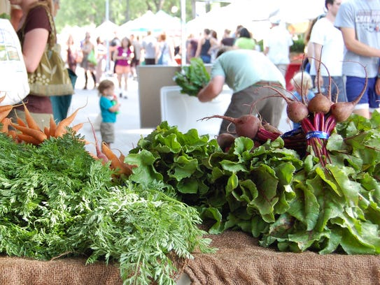 Boulder Farmers Market took home the title of 10Best