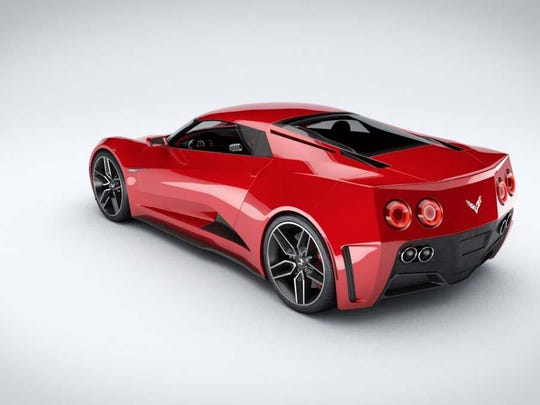 Les Stanford Chevy >> Sources: Mid-engine Corvette due in 2019