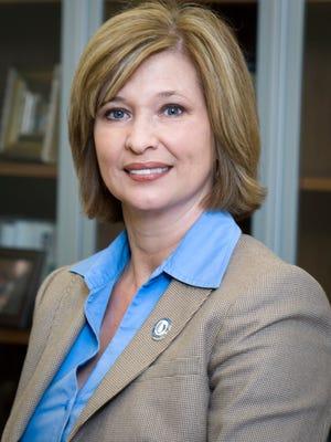 Dr. Lou Ann Heath Woodward